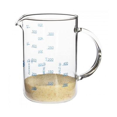 Küchenmaß Glas 0,5 Liter