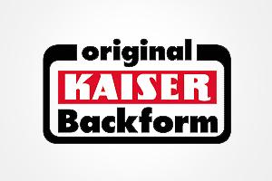 original KAISER Backformen