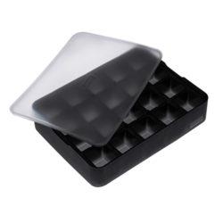 Eiswürfelform Silikon 3 x 3 cm