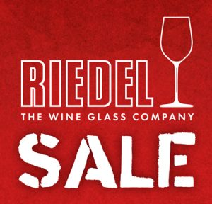Riedel Promotion Sale