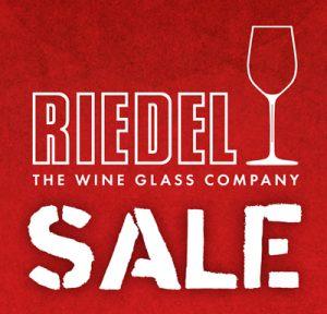 Riedel Promotion Sale