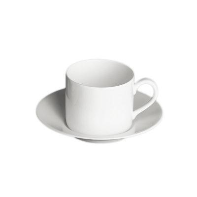 Kaffee-Obertasse zylindrisch