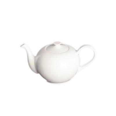 Teekanne rund, 1,3 Liter