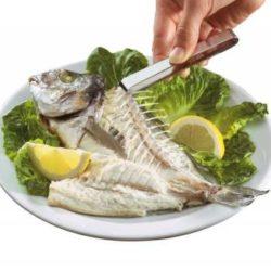 Fischgrätenpinzette