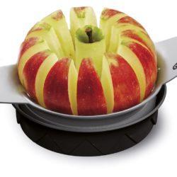 Apfel- und Tomatenteiler POMO