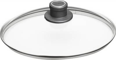 Glasdeckel rund