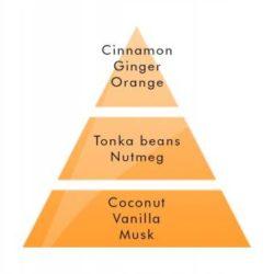 Parfum Orange de Cannelle