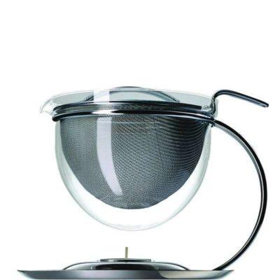 Teekanne FILIO 1,5 L mit Stövchen
