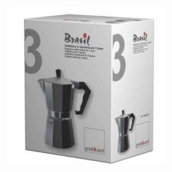 Espressokocher BRASIL 6 Tassen