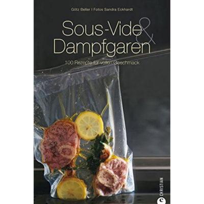 Buch Sous-vide und Dampfgaren