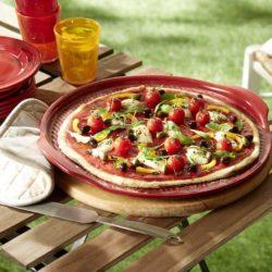 Pizzastein 37 cm