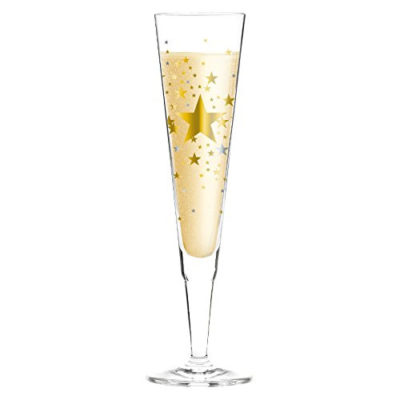 Champus Glas Ellen Wittefeld 1070234