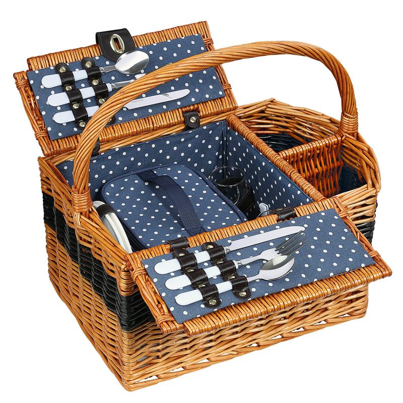 Picknickkorb CERNOBBIO für 2 Personen