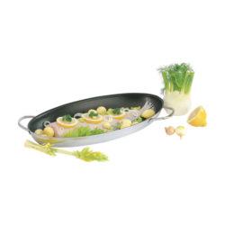 Fischpfanne oval 45 cm