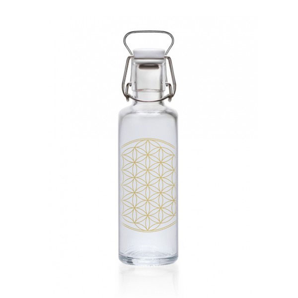 Trinkflasche FLOWER OF LIFE 0,6 Liter