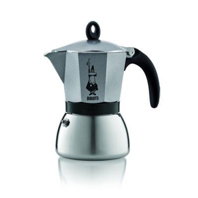 Espressokocher MOKA INDUCTION 6 Tassen