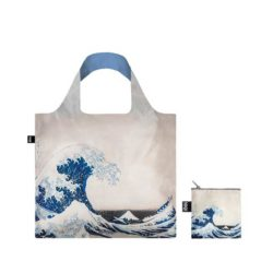 Tragetasche Hokusai The Great Wave