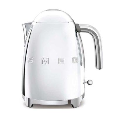 Wasserkocher 1,7 Liter chrom
