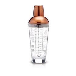 Cocktailshaker Kupfer