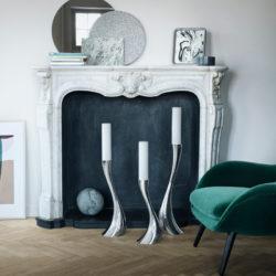 Kerzenhalter COBRA Bodenversion 40 cm