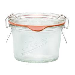 Sturz-Einkochglas REX 80 ml einzeln