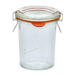 Sturz-Einkochglas REX 160 ml einzeln