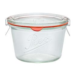 Sturz-Einkochglas REX 370 ml einzeln