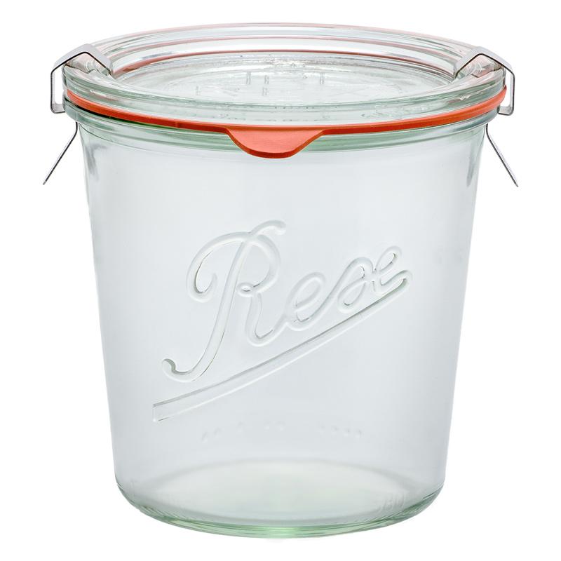 Sturz-Einkochglas REX 580 ml einzeln
