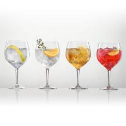 Gin Tonic Stielgläser 4er Set