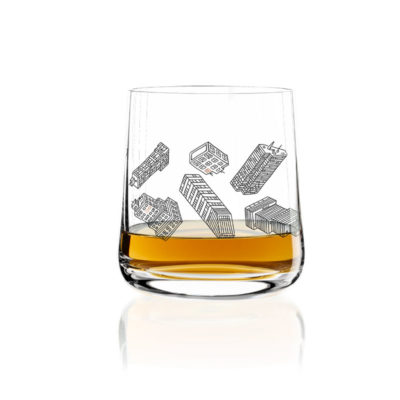 Whiskyglas Vasco Mouräo
