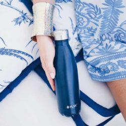 Isolierflasche Midnight blue 750 ml