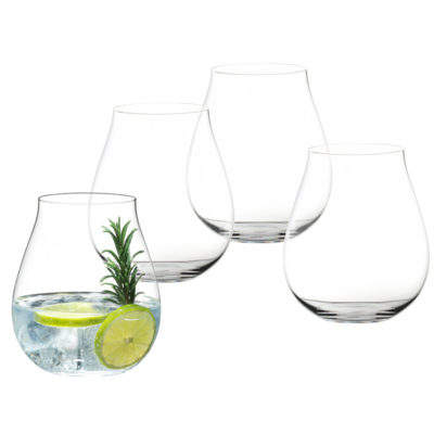 "Gin-Tonic Becherset ""O"" 4er"