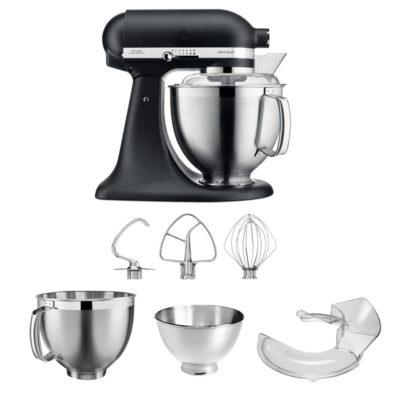 Küchenmaschine ARTISAN KSM185 Gusseisenoptik