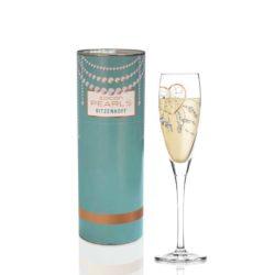 Pearls Glas Rosenkranz (Herz)