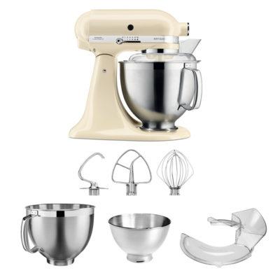 Küchenmaschine ARTISAN KSM185 creme