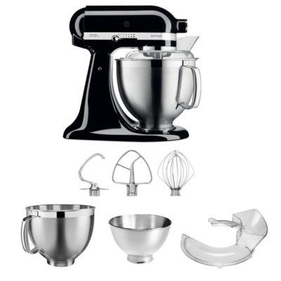 Küchenmaschine ARTISAN KSM185 onyx schwarz