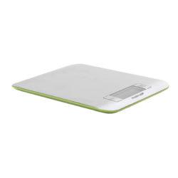 Küchenwaage digital mit Edelstahlwiegefläche