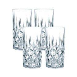 Longdrinkglas 4-tlg ELEGANCE