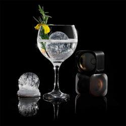 Eisform Kugel 6 cm 2er Set