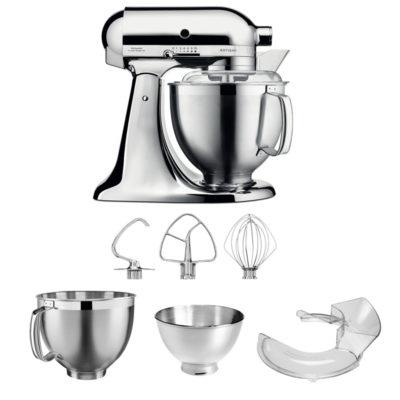 Küchenmaschine ARTISAN KSM185 Chrom poliert