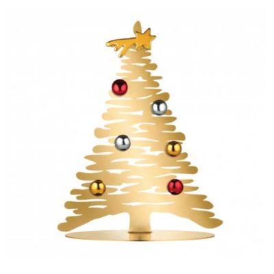 BARK Weihnachtsbaum vergoldet