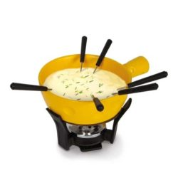 Käsefondue Set  SUPER CHEESY 1L