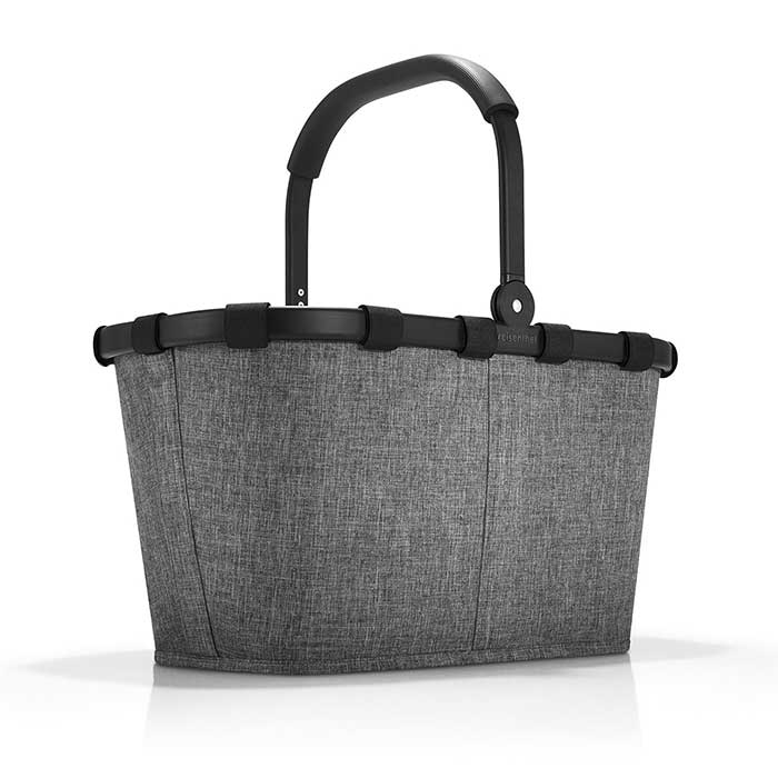 Carrybag TWIST SILVER
