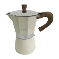 Espressokocher VENEZIA cream 3 Tassen