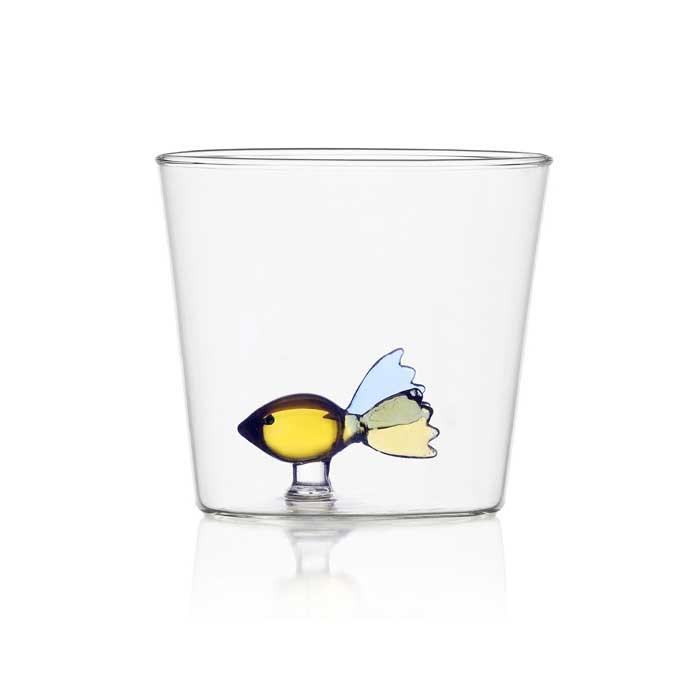Becher Fisch Bunt