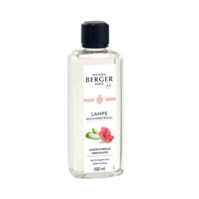 Parfum Amour d'Hibiscus