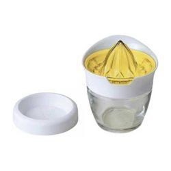 Zitronenpresse mit Deckel
