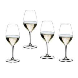 Riedel VINUM Champagner Weinglas 4 Stk.