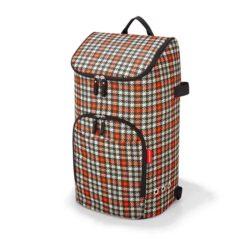 Citycruiser Bag black glencheck red