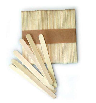 Holzstäbchen für Eisformen